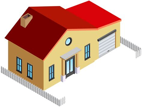 Library of broken house clip art transparent library png ...