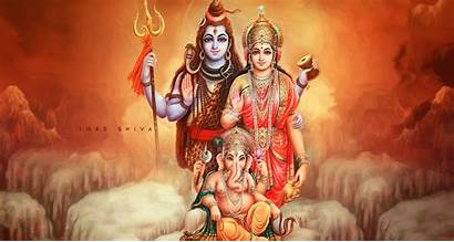 Shiva Lord Wallpapers God Resolution Parvati Widescreen
