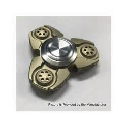 Aluminum Tri Spinner Fidget