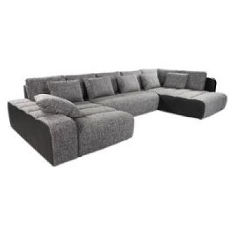 grand canapé en u photos canapé en u tissu