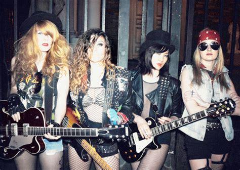 brooklyn     female guns  roses cover bands