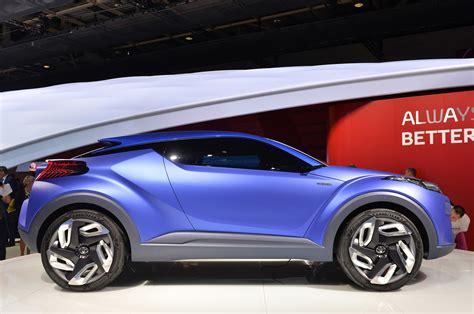 Toyota C Hr Concept Autos Actual Mxico