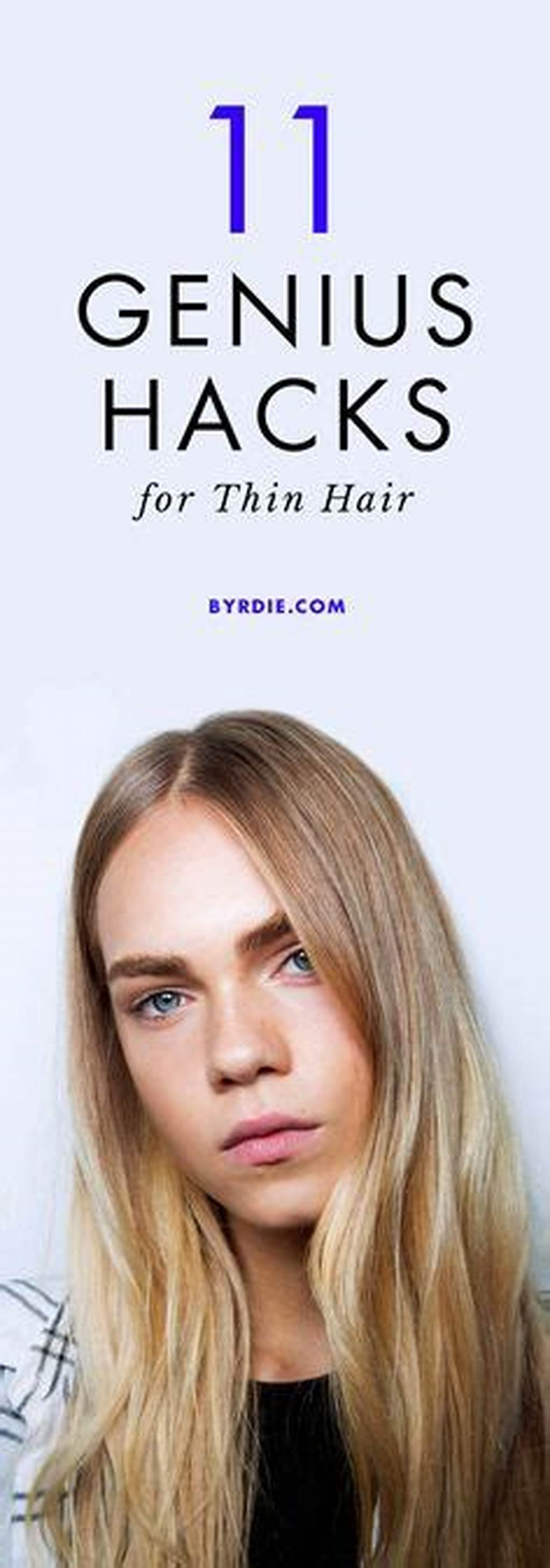 #1000+ #Ideas #About #Fine #Thin #Hair #On #Pinterest
