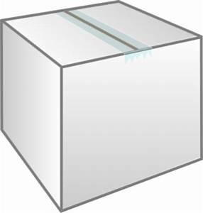 Box White Clip Art at Clker.com - vector clip art online ...