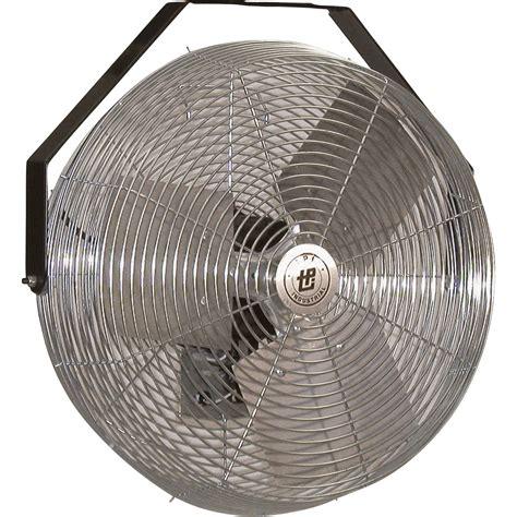 used industrial fans for sale tpi industrial dock fan 18in 1800 cfm 110 volt model