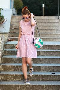 Slanelle of Slanelle Style How to Look Girly on Your Street Looks u2013 Glam Radar