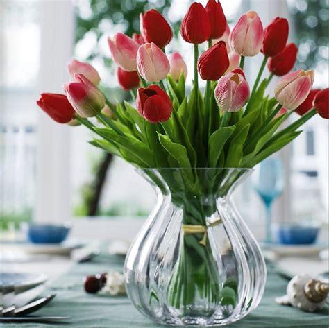 los floreros de cristal unico fresco  al por mayor