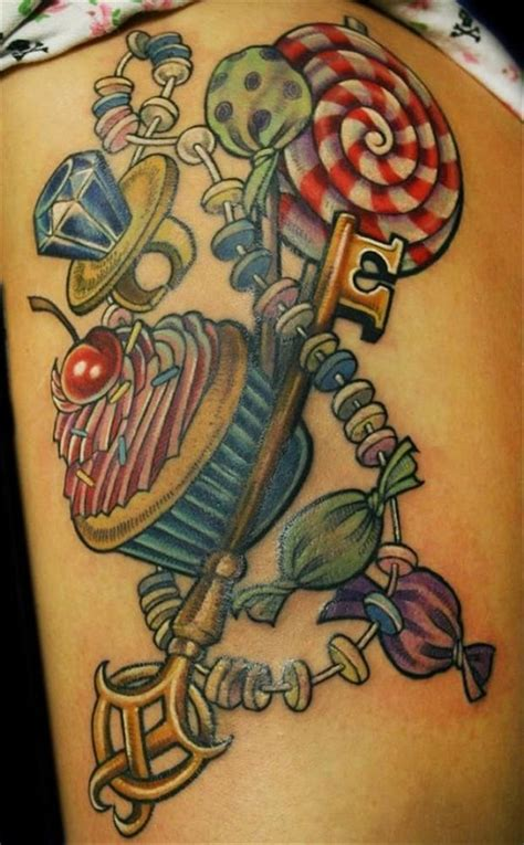 candy tattoos designs ideas  meaning tattoos