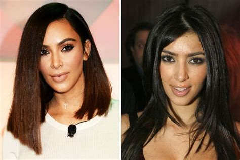 Proof all the Kardashians have all had nose jobs? See ...