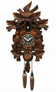 Classic, Wooden, Cuckoo, Clock