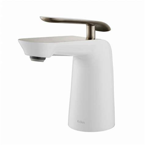 kraus seda single hole single handle basin bathroom faucet