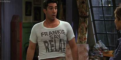 Relax Says Frankie Friends Ross April Shirt