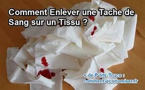 Enlever Moisissure Sur Tissu : comment enlever une tache de sang sur un tissu ~ Dode.kayakingforconservation.com Idées de Décoration
