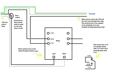 8 pin relay socket wiring diagram 8 pin relay pinout
