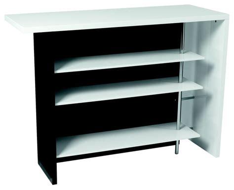 modele de placard de cuisine basil bar bicolore grand modèle contemporain meuble