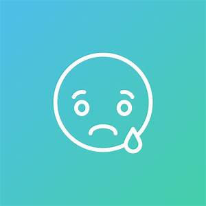 Sad Cry Tear · Free vector graphic on Pixabay  Sad
