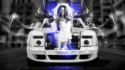 rolls royce fantasy wedding car  el tony