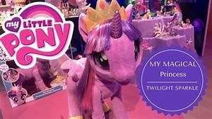 Preview! My Little Pony Magical Princess Twilight Sparkle ...