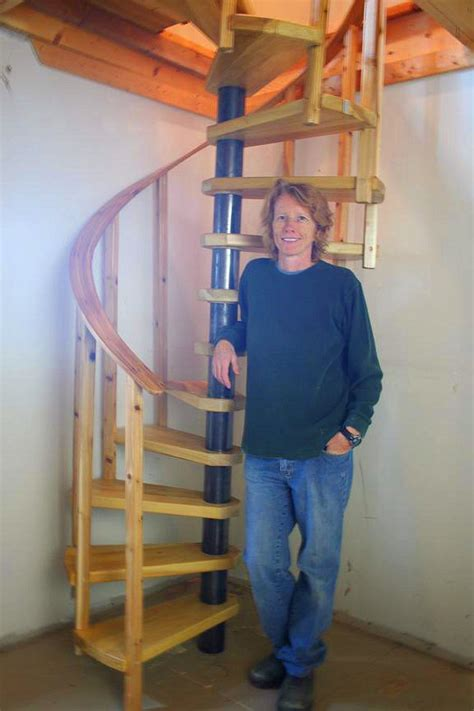 spiral stair plans pictures