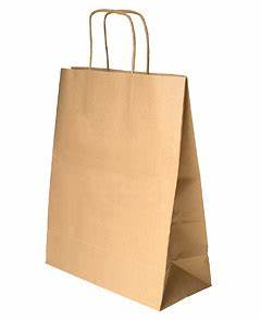 Sacs papier a poignees torsadees sacs en papier for Kitchen cabinets lowes with sacs papier kraft