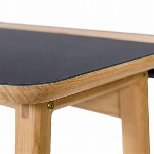 Bureau Design Scandinave : bureau design scandinave bois et linol um kota drawer ~ Teatrodelosmanantiales.com Idées de Décoration