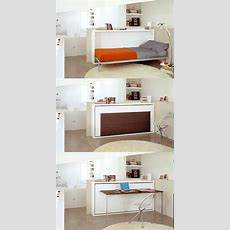 #4  A House For 2, A House For 10  Space Saving Bed