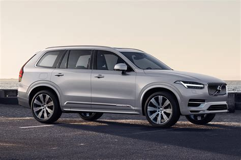 volvo xc facelift revealed   mild hybrid tech