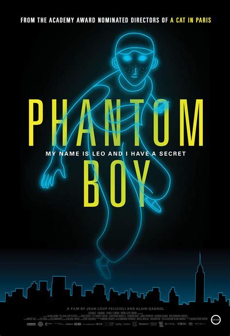 """""""phantom Boy"""" Bientôt Au Cinéma Outrealtantique"""