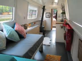 Narrow Kitchen Ideas Uk by Archipelago 41 Foot Narrowboat Home