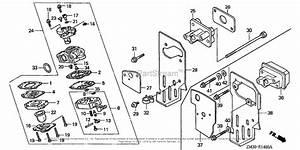 Honda Gc190 Carburetor Diagram