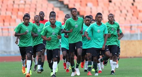 Nigeria Has Qualified For The Fifa Under World Cup
