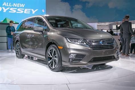 2018 Honda Odyssey Production Begins