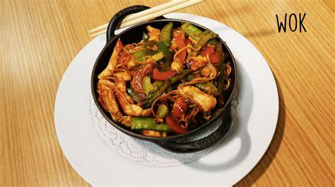 comment cuisiner au wok comment réaliser un wok la recette en vidéo ici