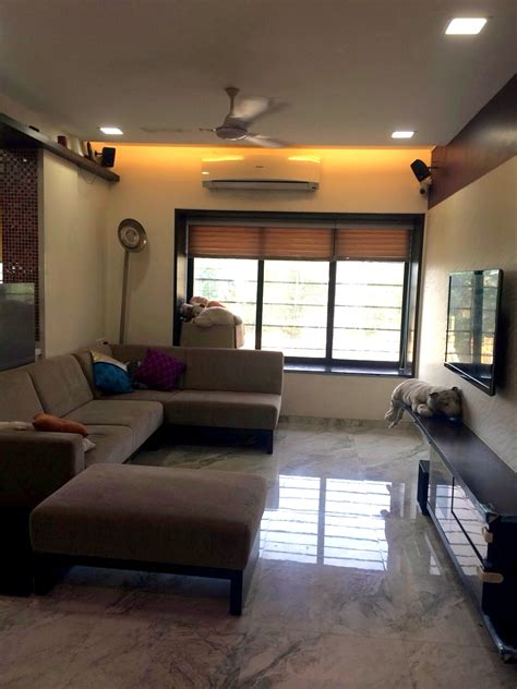 1 Bhk Flat Interior Design In Mumbai - Design Decoration