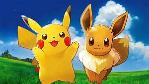 Pokemon Let's Go Pikachu / Let's Go Eevee Review In ...