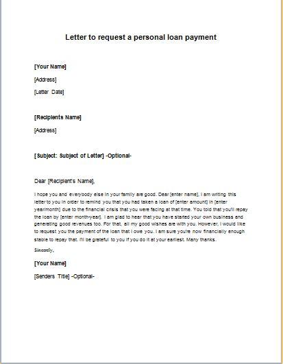 request letter  provide  details   product