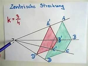 Strahlensätze Berechnen : die zentrische streckung mathe mit marco by ~ Themetempest.com Abrechnung