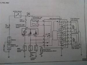 Wiring Trd Elockers With An Fzj80 Elocker Ecu And Switch