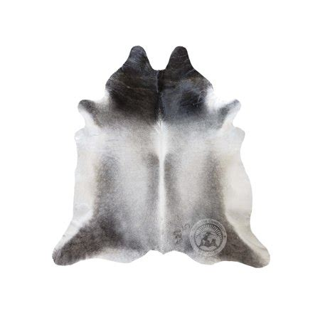 Grey Cowhide Rugs by Grey Cowhide Rug 6ft X 8 Ft 180cm X 240 Cm Walmart