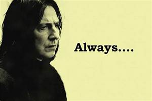 RIP Professor Snape: 11 memorable quotes that'll stay with ...