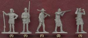 Plastic Soldier Review Imex Lewis And Clark