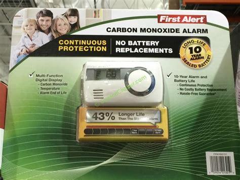 first alert 3 beeps green light first alert carbon monoxide detector carbon monoxide