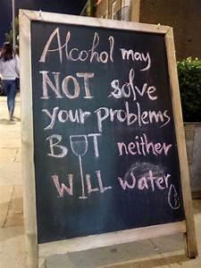 Funny Sidewalk Bar Signs (10 Photos) | Humor | Pinterest ...