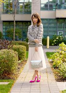 Wearing Pink Shoes How to Wear Pink Pumps in the Fall