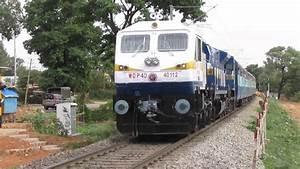[HD]: GootY beauty WDP 4D Machilipatnam bound Kondaveedu ...