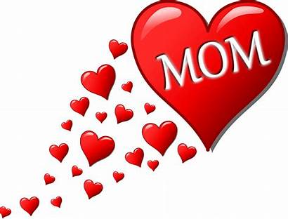 Heart Clipart Mother Mothers Clipground Cliparts