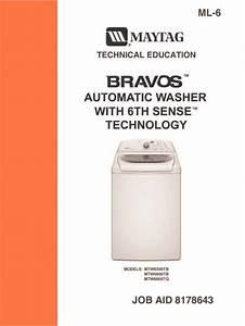 Maytag Bravos Washer Repair Guide