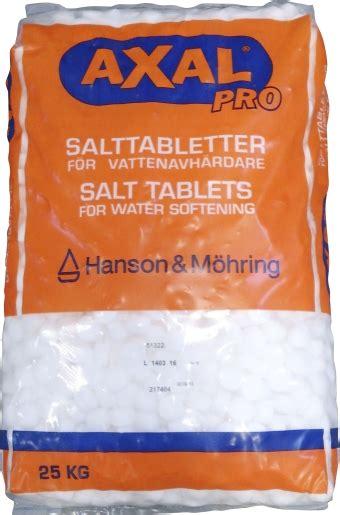 salttabletter axal pro  kg granngarden