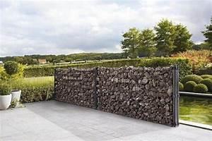 Idee Cloture Pas Chere : 95 id es pour la cl ture de jardin palissade mur et ~ Premium-room.com Idées de Décoration