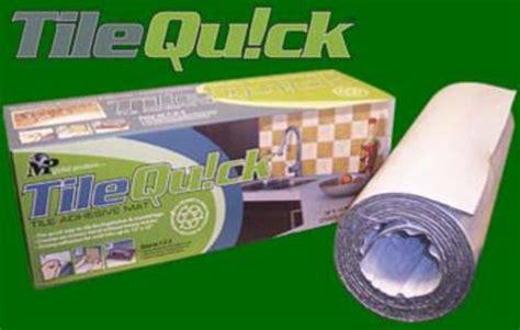 tile adhesive mat vs thinset tilequ ck wall tile adhesive mat at menards 174